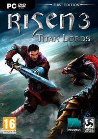 Portada oficial de Risen 3: Titan Lords para PC