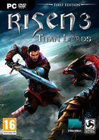 Portada oficial de de Risen 3: Titan Lords para PC