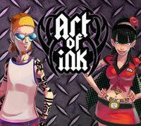 Portada oficial de Art of Ink DSiW para NDS