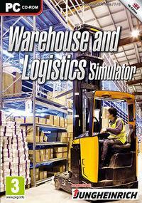 Portada oficial de Warehouse and Logistics Simulator para PC