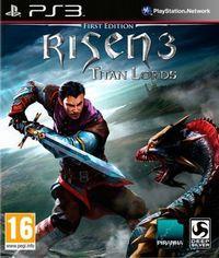 Portada oficial de Risen 3: Titan Lords para PS3