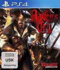 Portada oficial de Raven's Cry para PS4
