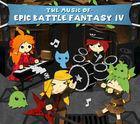 Portada oficial de de Epic Battle Fantasy 4 para PC
