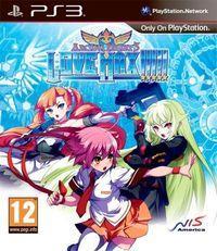 Portada oficial de Arcana Heart 3: Love Max para PS3