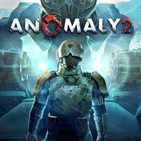 Portada oficial de Anomaly 2 para PS4