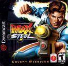 Portada oficial de de Max Steel para Dreamcast