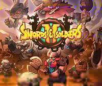 Portada oficial de Swords & Soldiers II eShop para Wii U