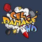 Portada oficial de de Cel Damage HD para PS4
