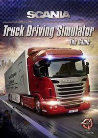 Portada oficial de Scania Truck Driving Simulator para PC