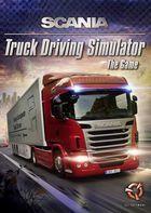 Portada oficial de de Scania Truck Driving Simulator para PC