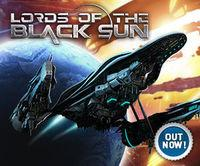 Portada oficial de Lords of the Black Sun para PC