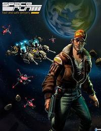 Portada oficial de Space Run para PC