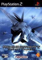 Portada oficial de de Ace Combat: Trueno de Acero para PS2