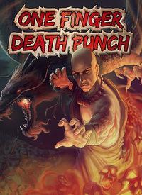 Portada oficial de One Finger Death Punch para PC