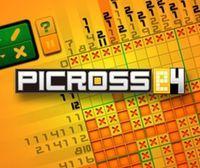 Portada oficial de Picross e4 eShop para Nintendo 3DS