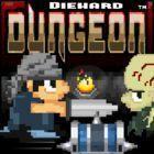 Portada oficial de de Diehard Dungeon para PC