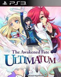 Portada oficial de The Awakened Fate Ultimatum para PS3