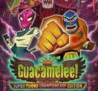 Portada oficial de de Guacamelee! Super Turbo Championship Edition para PS4