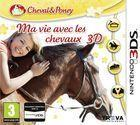 Portada oficial de de Life with Horses 3D para Nintendo 3DS