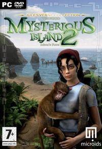 Portada oficial de Return to Mysterious Island 2 para PC