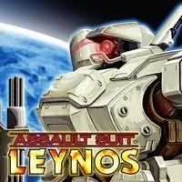 Portada oficial de Assault Suit Leynos para PS4