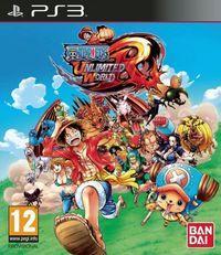 Portada oficial de One Piece Unlimited World Red para PS3