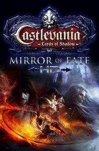 Portada oficial de Castlevania: Lords of Shadow - Mirror of Fate HD para PC