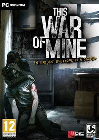Portada oficial de This War of Mine para PC