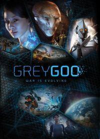 Portada oficial de Grey Goo para PC