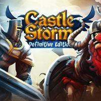 Portada oficial de CastleStorm – Definitive Edition  para PS4