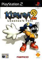 Portada oficial de de Klonoa 2: Lunatea's Veil para PS2