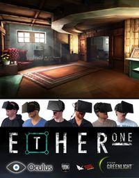 Portada oficial de Ether One para PC