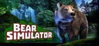 Portada oficial de Bear Simulator para PC