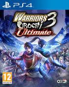 Portada oficial de de Warriors Orochi 3 Ultimate para PS4