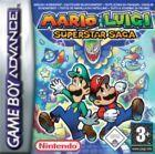 Portada oficial de de Mario & Luigi: Superstar Saga CV para Wii U