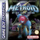 Portada oficial de de Metroid Fusion CV para Wii U