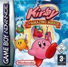 Portada oficial de de Kirby y el Laberinto de Espejos CV para Wii U