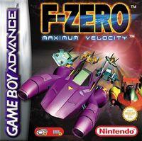 Portada oficial de F-Zero: Maximum Velocity CV para Wii U