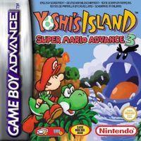 Portada oficial de Yoshi's Island: Super Mario Advance 3 CV para Wii U