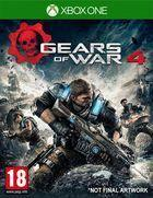 Portada oficial de de Gears of War 4 para Xbox One