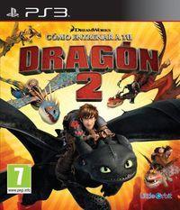 Portada oficial de Cómo entrenar a tu dragón 2 para PS3