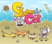 Portada oficial de Skater Cat eShop para Nintendo 3DS