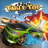 Portada oficial de Table Top Racing PSN para PSVITA