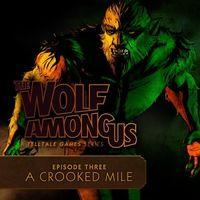 Portada oficial de The Wolf Among Us: Episode 3 - A Crooked Mile PSN para PS3