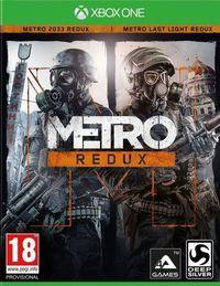 Portada oficial de Metro Redux para Xbox One