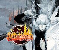 Portada oficial de Castlevania: Aria of Sorrow CV para Wii U