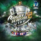 Portada oficial de de Rugby League Live 2 - World Cup Edition PSN para PS3