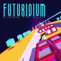 Portada oficial de Futuridium EP Deluxe para PS4