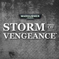 Portada oficial de Warhammer 40,000: Storm of Vengeance para PC