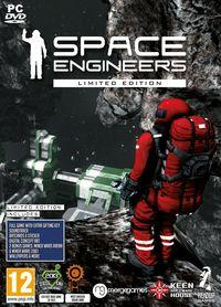Portada oficial de Space Engineers para PC